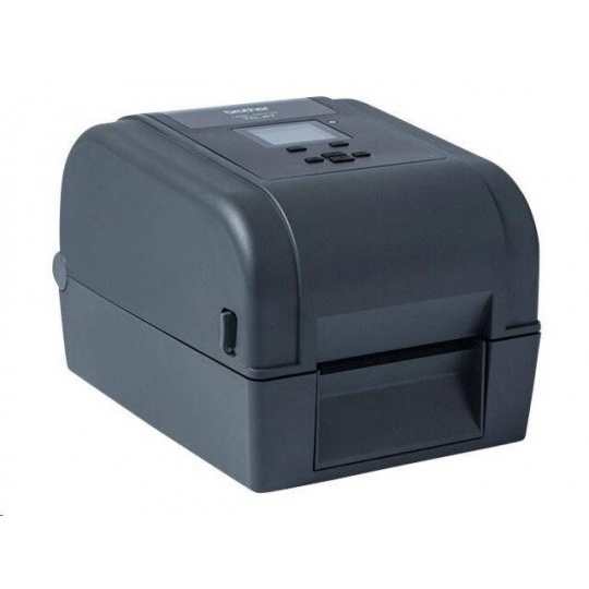 BROTHER tiskárna štítků TD-4750TNWB (tisk štítků, 300 dpi, max šířka štítků 112 mm) USB,LAN,WiFi,Bluetooth,RS-232C