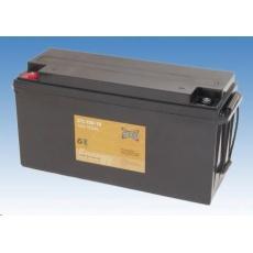Baterie - CTM CTL 150-12 (12V/150Ah - M6), životnost 10-12let