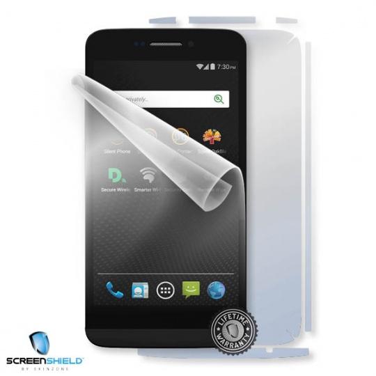 ScreenShield fólie na celé tělo pro Blackphone BP1