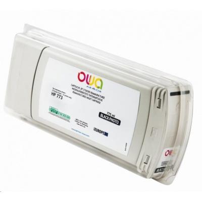 OWA Armor cartridge pro HP DesignJet Z 6600, 6800, 775ml, C1Q43A, Black Photo