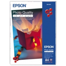 EPSON Paper A4 Photo Quality Ink Jet ( 100 sheets )