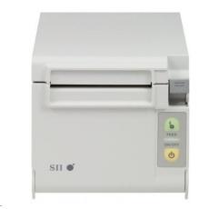 Seiko pokladní tiskárna RP-D10, řezačka, Horní/Přední výstup, USB, bílá, zdroj
