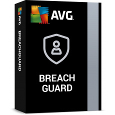 _Nová AVG BreachGuard - 3 zařízení na 12 měsíců ESD