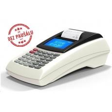 LYNX Mini EET pokladna, Wi-Fi , 57mm tiskárna, USB, zákaznický display, baterie