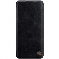 Nillkin Qin Leather Case pro Xiaomi Mi Note 10 / 10 Pro (Black)