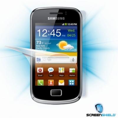 ScreenShield fólie na celé tělo pro Samsung Galaxy mini II (S6500)