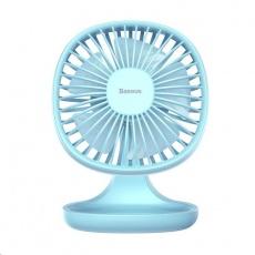 Baseus stolní mini ventilátor Modrá