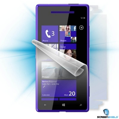 ScreenShield fólie na celé tělo pro HTC Windows Phone 8X by HTC