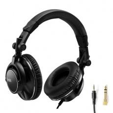 Hercules DJ sluchátka HDP DJ60