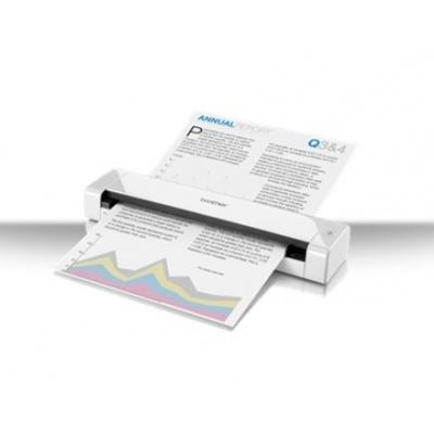 BROTHER skener DS-720D - až 7,5 str/min, 600 x 600 dpi, napájení USB, DUALSKEN