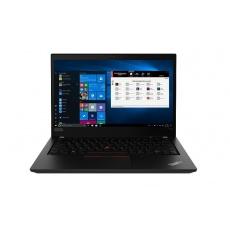 """LENOVO NTB ThinkPad/Workstation P14s G1 -14"""" FHD IPS,i7-10510U,8GB,256SSD,HDMI,NVIDIA Quadro P520,cam,Black,W10P,3Y CC"""