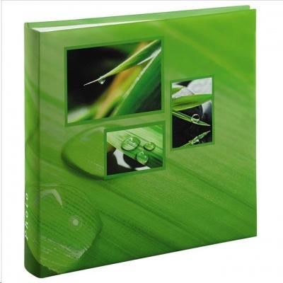 Hama album klasický Singo 30x30 cm, 100 strán, zelený