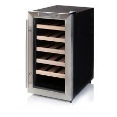DOMO DO921WK Domácí vinotéka na 18 lahví