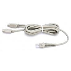 Virtuos náhradní kabel KBD-PS2 pro MT9063, béžový