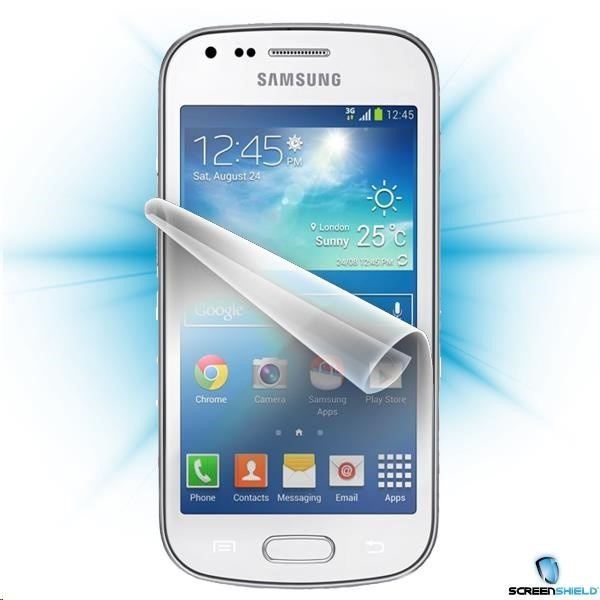 ScreenShield fólie na displej pro Samsung Galaxy S Duos 2 (S7582)