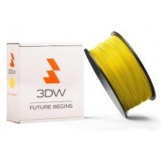 ABS 3DW ARMOR filament, průměr 2,9mm, 1Kg, Žlutá