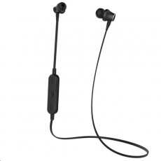 Celly BT stereo sluchátka s mikrofonem a ovládáním, černá