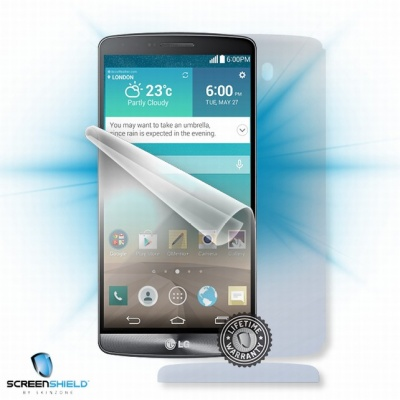 ScreenShield fólie na celé tělo pro LG D855 G3