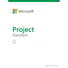 Project Standard 2021 CZ