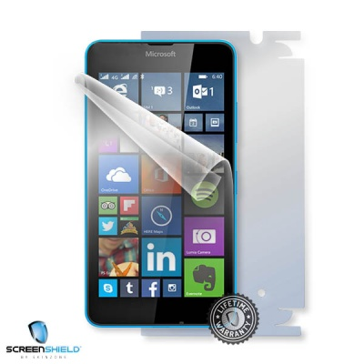 ScreenShield fólie na celé tělo pro Microsoft Lumia 640