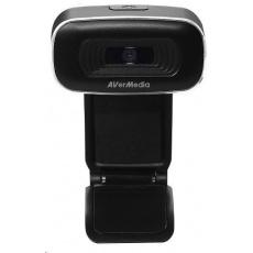 AVERMEDIA HD Webcam 310X, Full HD 1080p, with build-in microphone POŠKOZEN OBAL