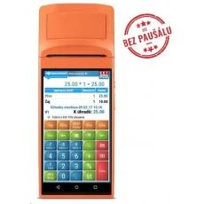 SUNMI EET-POS V1s - mobilní pokladna s tiskárnou