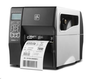 ZEBRA ZT230t průmyslová tiskárna, 203dpi, RS-232, USB, LPT, ZPL, TT