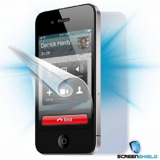 ScreenShield fólie na celé tělo pro Apple iPhone 4