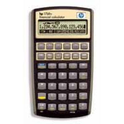 HP 17BII+ Financial Calulator - CALC