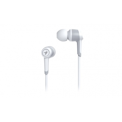 GENIUS sluchátka s mikrofonem HS-M225, bílá