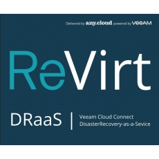 ReVirt DRaaS (1TB/12M/1VM)