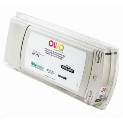 OWA Armor cartridge pro HP DesignJet Z 6600, 6800, 775ml, C1Q37A, Black Mat