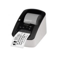 BROTHER tiskárna štítků QL-700 - 62mm, termotisk, USB, Profesionální Tiskárna Štítků