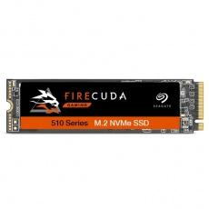SEAGATE SSD 1TB FireCuda 510, M.2 PCIe Gen3 ×4, NVMe 1.3