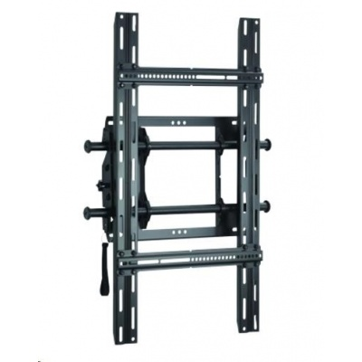 """NEC držák PD03W T M P- Medium universal wall mount for LFDs from 32"""" to 65"""" with tilt function,portrait"""