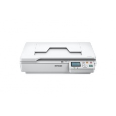 EPSON skener WorkForce DS-5500N, A4, 1200x1200dpi, USB 2.0, NET