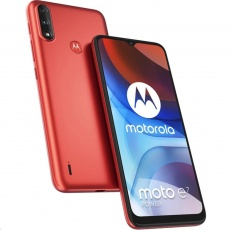 Motorola Moto E7 Power, 4GB/64GB, Dual SIM, Oxy Red