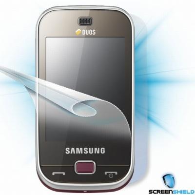 ScreenShield fólie na celé tělo pro Samsung B5722 Dual SIM