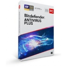 Bitdefender Antivirus Plus - 3PC na 1 rok- elektronická licence do emailu
