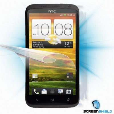 ScreenShield fólie na celé tělo pro HTC One X