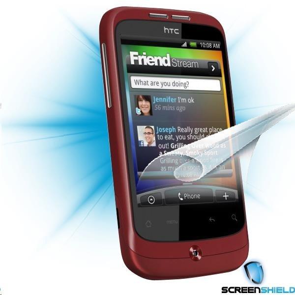 ScreenShield fólie na displej pro HTC Wildfire