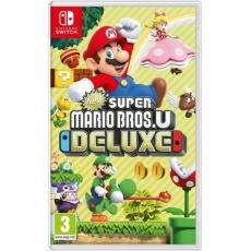 SWITCH New Super Mario Bros U Deluxe