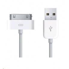 APPLE USB kabel s 30pinovým konektorem