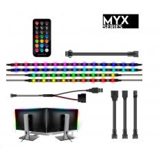 SPEED LINK LED set pro dva monitory MYX LED Dual Monitor Kit