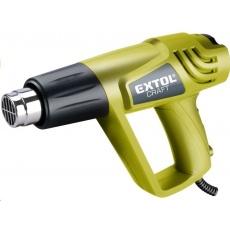 Extol Craft pistole horkovzdušná, 2000W 411013