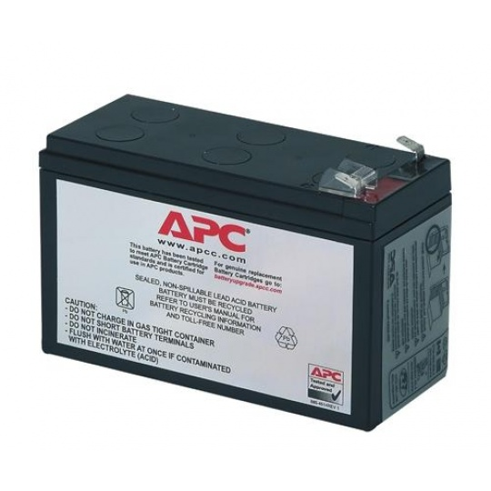 APC Replacement Battery Cartridge #17, BK650EI, BE700, BX950U, BE850G2
