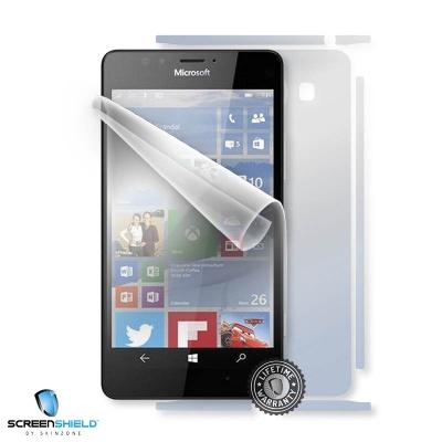 ScreenShield fólie na celé tělo pro Microsoft Lumia 950