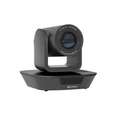 Sandberg ConfCam PTZ x10 Remote 1080P