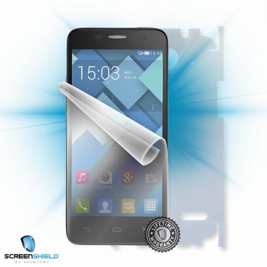 ScreenShield fólie na celé tělo pro Alcatel One Touch 6012D idol mini