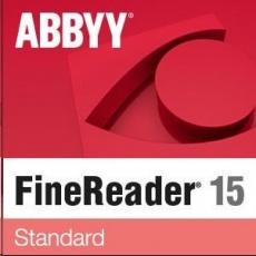ABBYY FineReader PDF 15 Standard, Volume License (per Seat), UPG, Perpetual, 26 - 50 Licenses
